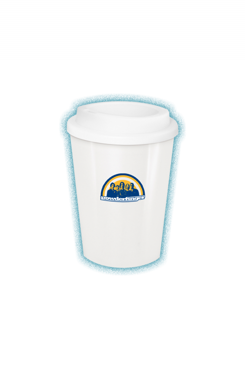 New Suburban Fables Reusable Cup by Powderfinger