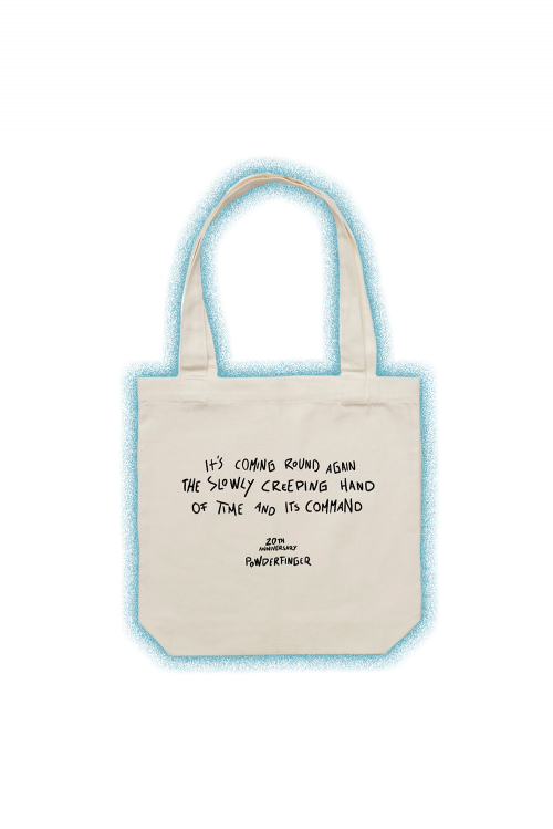 These Days Natural Tote by Powderfinger