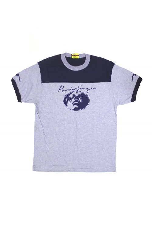 World Tour Mens Ringer Tshirt by Powderfinger