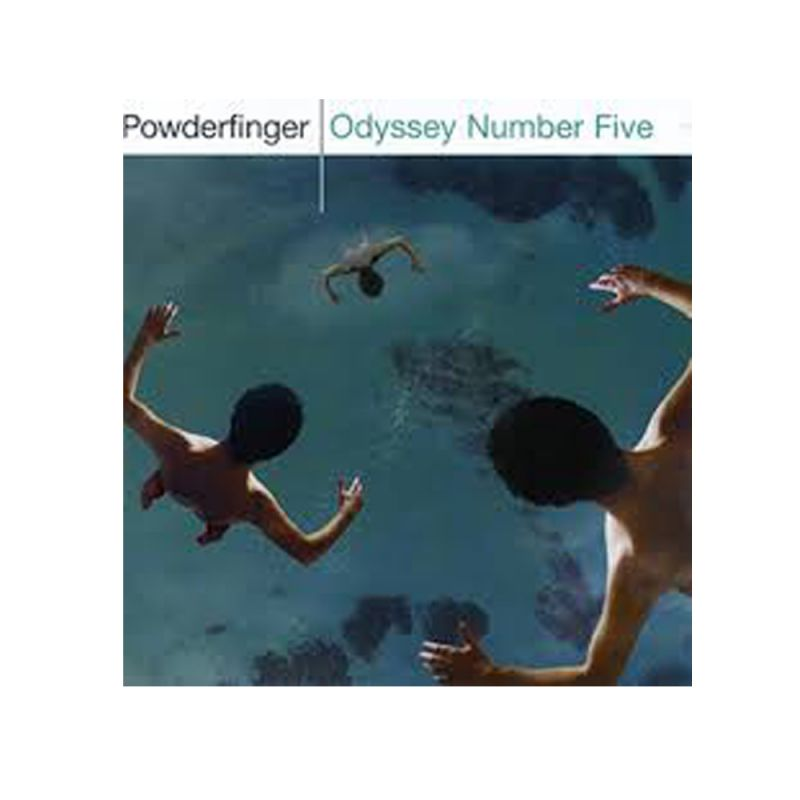 Odyssey Number Five CD